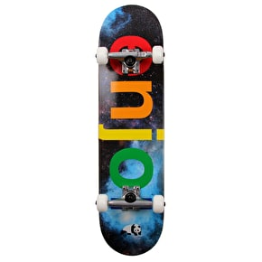 Enjoi Spectrum First Push Complete Skateboard - Space 8