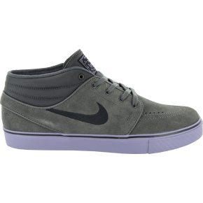Nike SB Zoom Stefan Janoski Mid Shoes - Grey/Purple