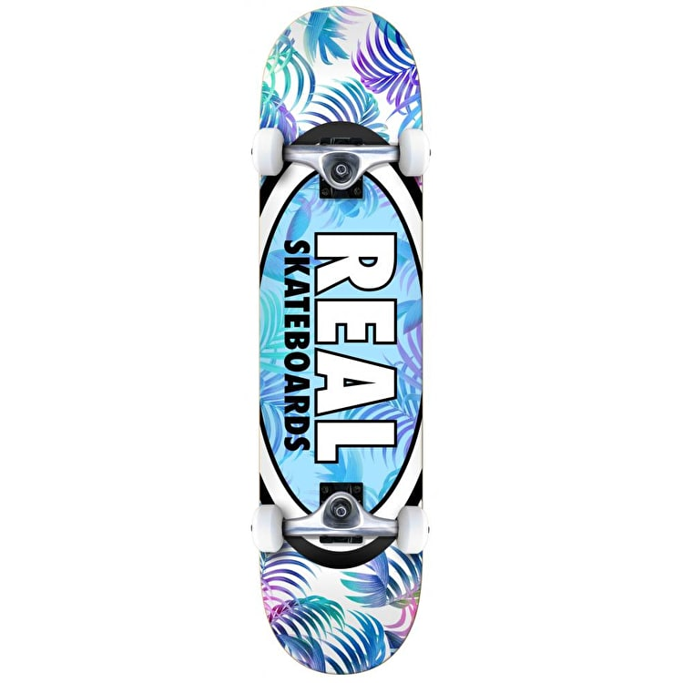 Real Oval Tropics Complete Skateboard
