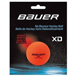 Bauer XD No Bounce Ball - Orange