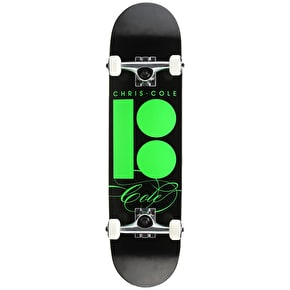 Plan B Cole Signature Mini Complete Skateboard - 7.625