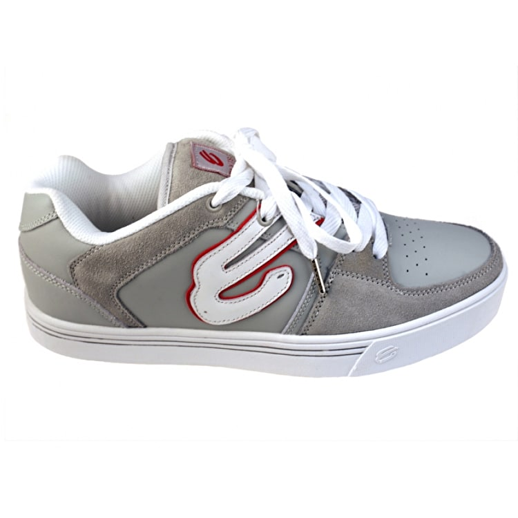 Elyts Mid Top - Grey/Red - UK 2 (B-Stock)