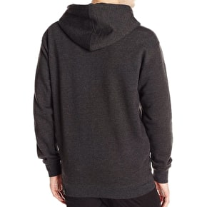 Fourstar Street Pirate Zip Hoodie - Charcoal