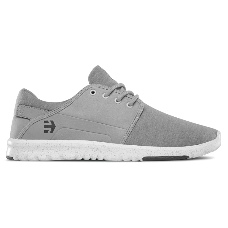 Etnies Scout Skate Shoes - Grey/Navy/White