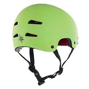 REKD Elite Helmet - Green/Black