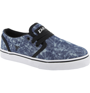 Fallen The Easy Kids Skate Shoes - Acid Wash