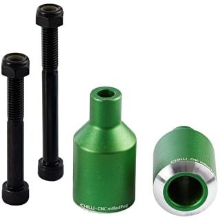 Chilli Pro Rocket Scooter Pegs - Green