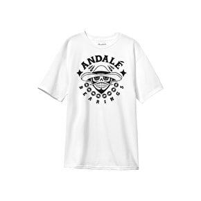 Andale T-Shirt - Dios White