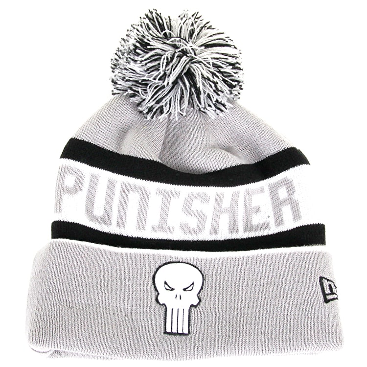 New Era The Jake Beanie - Punisher