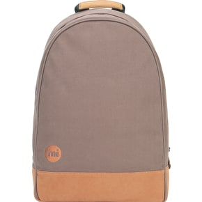 Mi-Pac XL Canvas Backpack - Dark Brown