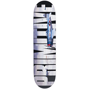 Primitive Dogfight Skateboard Deck - 8.125