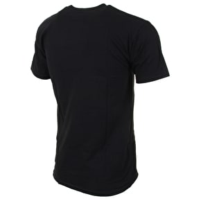 Organika Latitude T-Shirt - Black