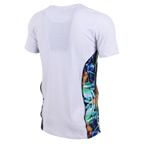 Hype Light Stroke Side Panel T-Shirt