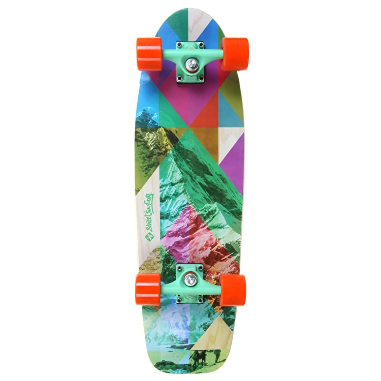 Street Surfing Rocky Mountains Complete Cruiser - 28""