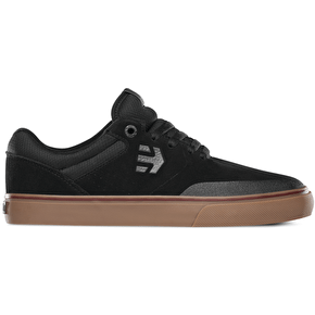 Etnies Marana Vulc Skate Shoes - Black/Gum