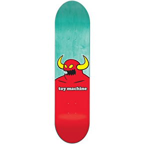 Toy Machine Monster Skateboard Deck - 7.75