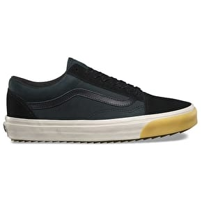 Vans Old Skool Wafflesaw Skate Shoes - (Podium) Black/White