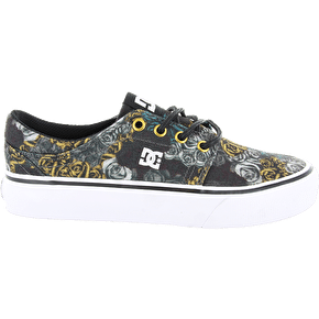 DC Trase TX SE Shoes - Camo Black