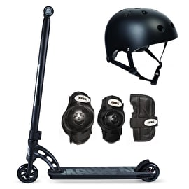 MGP VX7 Pro Black Complete Scooter Bundle