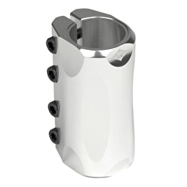 B-Stock Sacrifice Recon SCS Clamp - Polished Silver (Cosmetic Damage)
