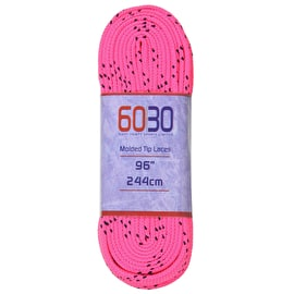 6030 Skate Laces Pink/Navy