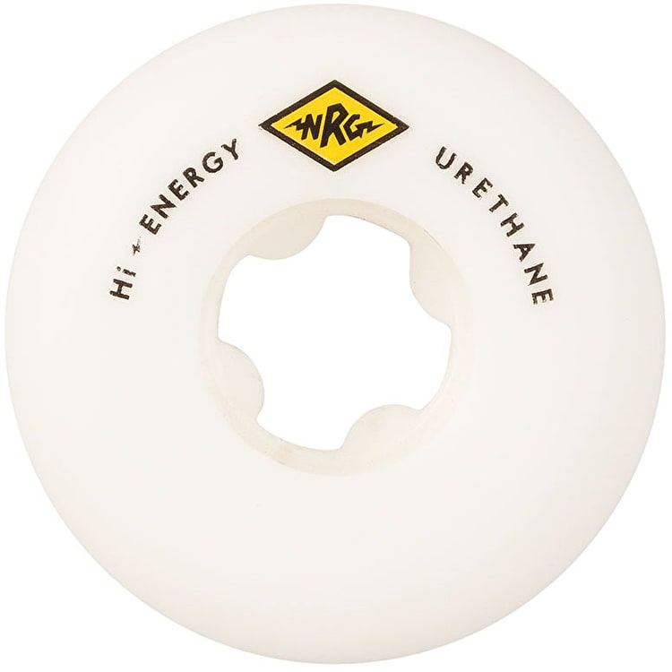 Ricta Kelvin Hoefler101a Skateboard Wheels - White 52mm
