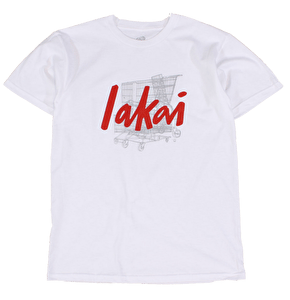 Lakai x Chocolate 20 Year Tee - White