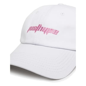 Hype Just Hype Dad Hat - White