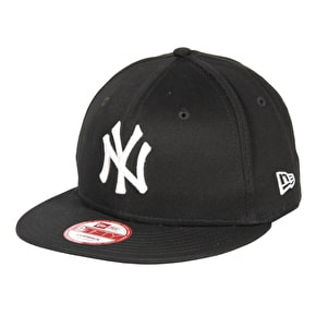 New Era 9FIFTY Cap - New York Yankees Black/White