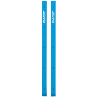 Santa Cruz Cell Block Slimline Rails - Cyan