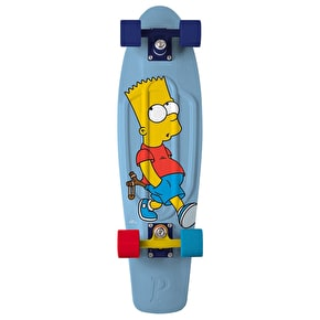 Penny X Simpsons Nickel Bart Complete Skateboard - 27