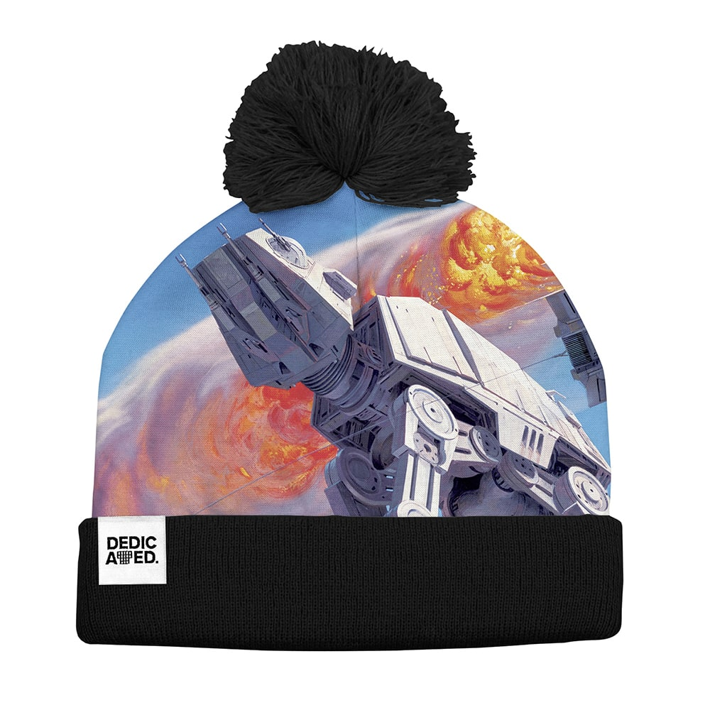 Image of Dedicated AT-AT Walker Beanie