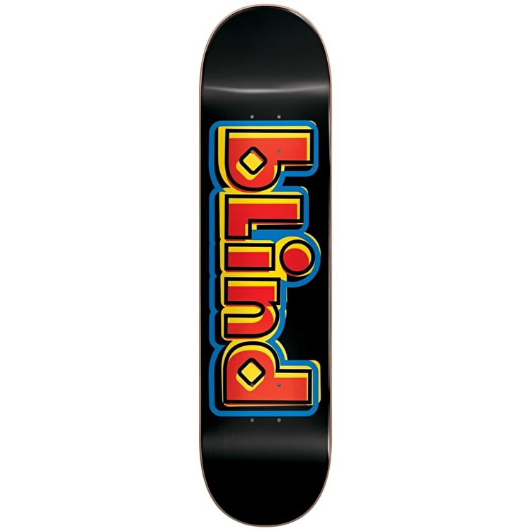 Blind Scramble Skateboard Deck 7.75""