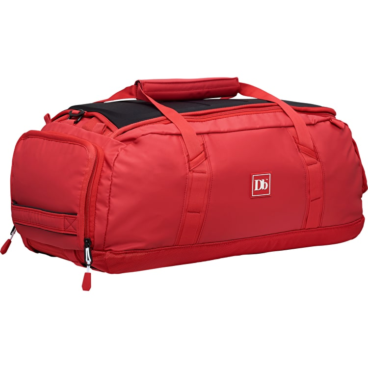 Douchebags The Carryall 40L Duffle Bag - Scarlet Red   Douchebags ... 8c7e738496