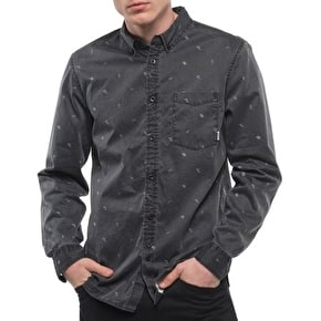 Element Moore Shirt - Flint Black