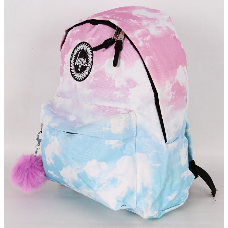 Hype Pastel Clouds Backpack - Multi
