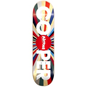 Almost Colour Wheel R7 Skateboard Deck - Cooper 8.25''