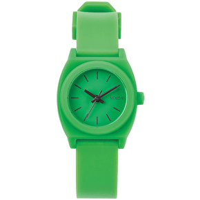 Nixon Small Time Teller P Watch - Green