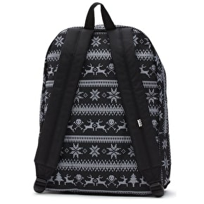 Vans Realm Backpack - Holiday Black