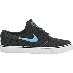Nike Zoom Janoski Canvas Premium Shoes - Anthracite/Clearwater