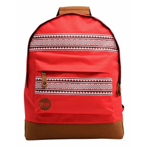 Mi-Pac Backpack - Nordic Bright Red