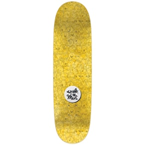 Cliché x Mr Men Team Directional R7 Skateboard Deck - Multi 8.625