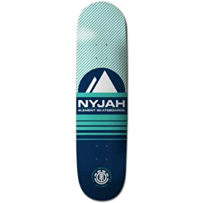 Element Peaks Skateboard Deck - Nyjah 8.0