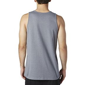 Fox Electro Tank Top - Heather Grey