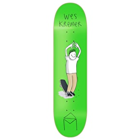 SK8 Mafia Kremer Henry Jones Skateboard Deck - 8.25