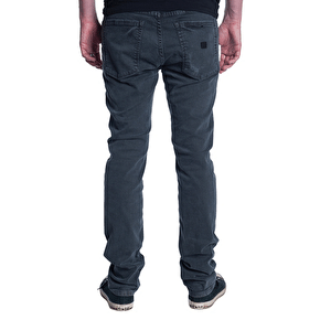 Kr3w K Slim Denim Jeans - Skid Row