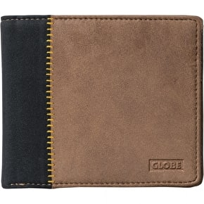 Globe Terrance Wallet - Dust Brown