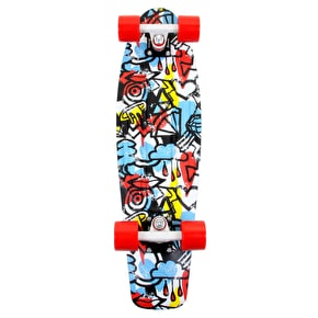 Penny Nickel Comic Fusion Complete Skateboard - 27