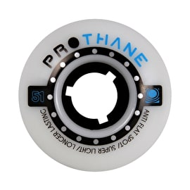 Jart Prothane 83b Skateboard Wheels - Blue 51mm