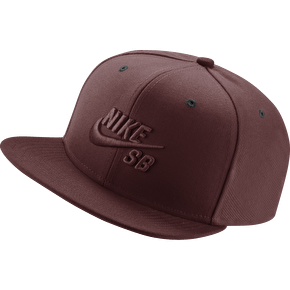 Nike SB Icon Pro Cap - Dark Team Red